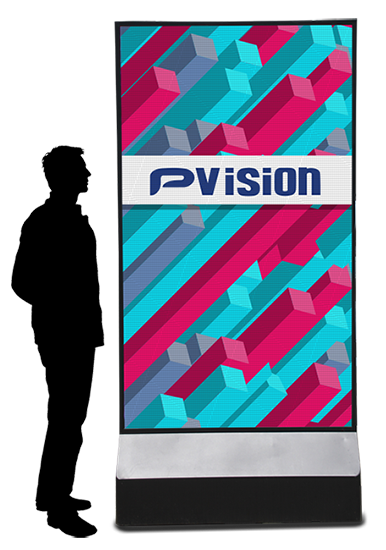 LED Poster | PVision