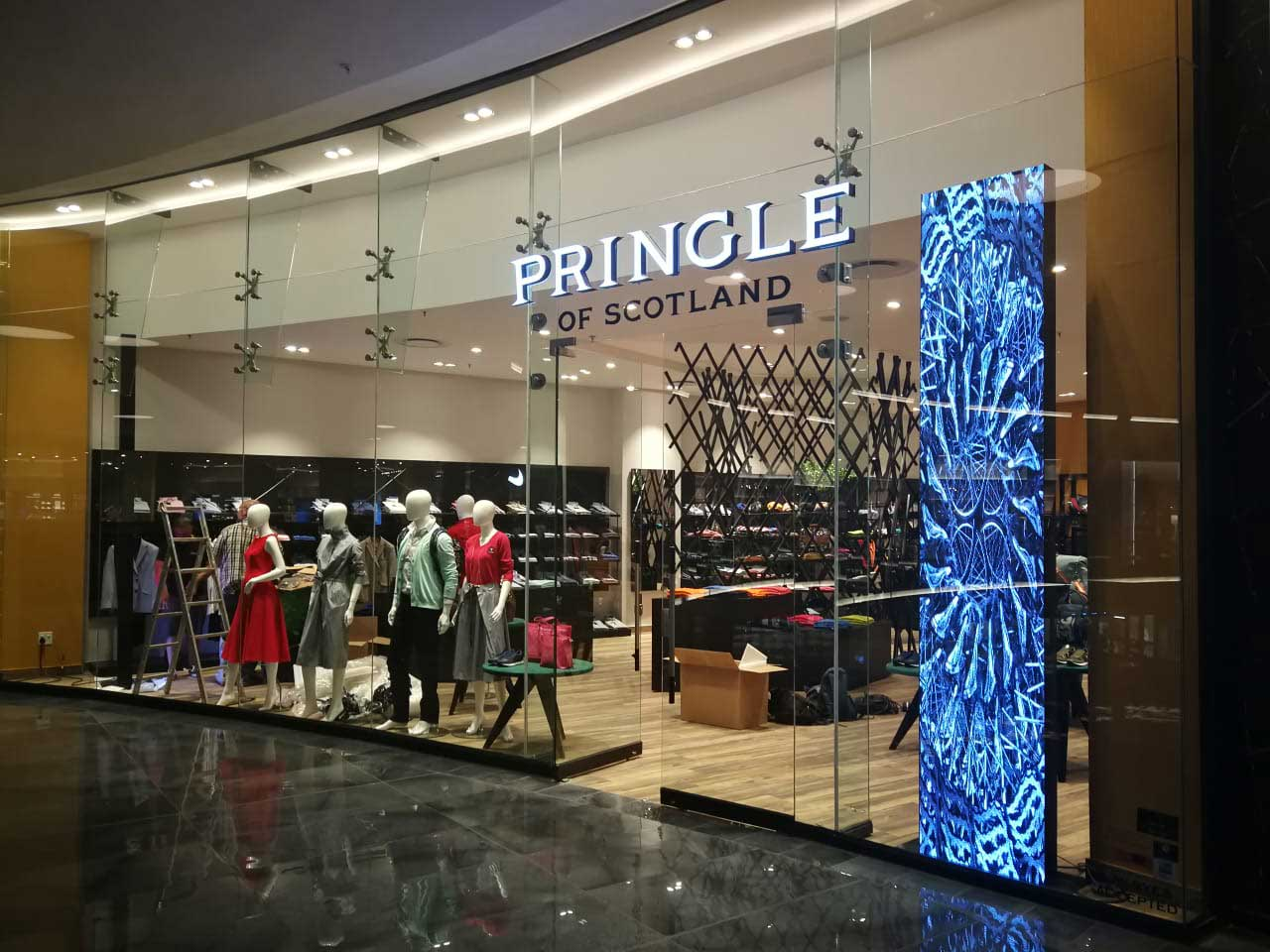Pringle Fourways